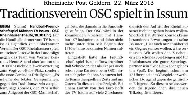 130322 Traditionsverein OSC spielt in Issum